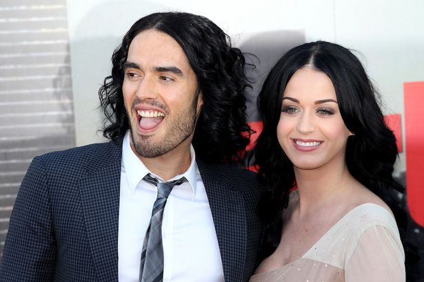 Katy Perry gets exposed in new Russel Brand Doc