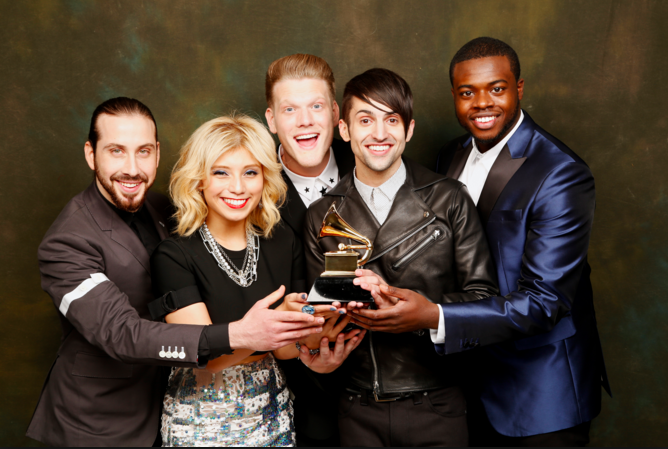 Some of our Pentatonix favorites