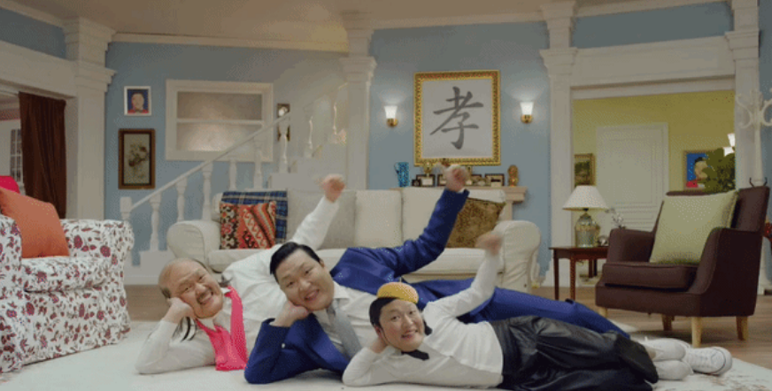 The new Psy video that you really need to watch