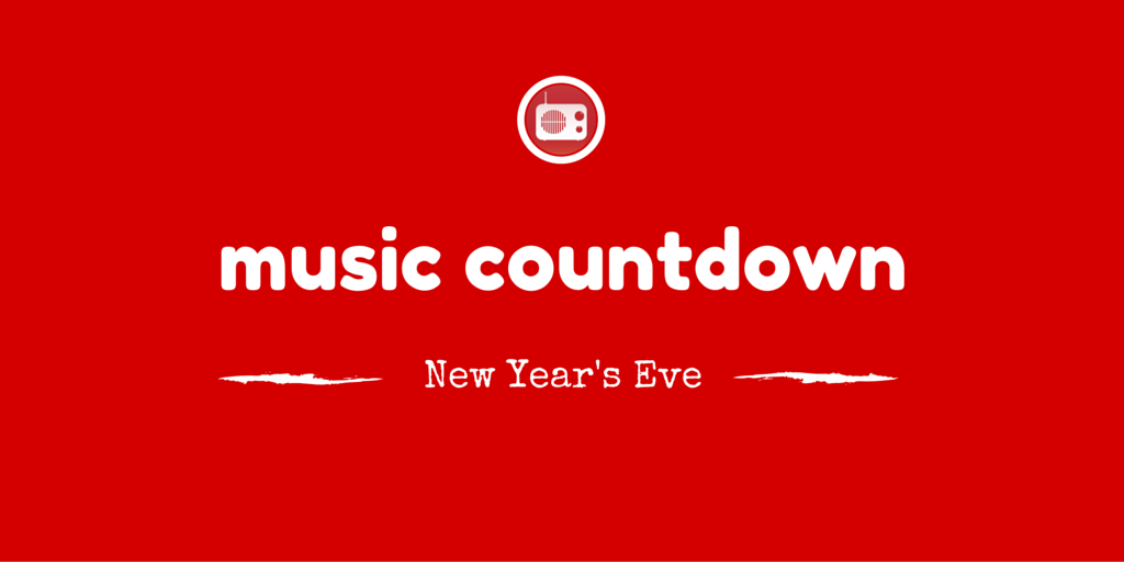 A musical countdown to 2016