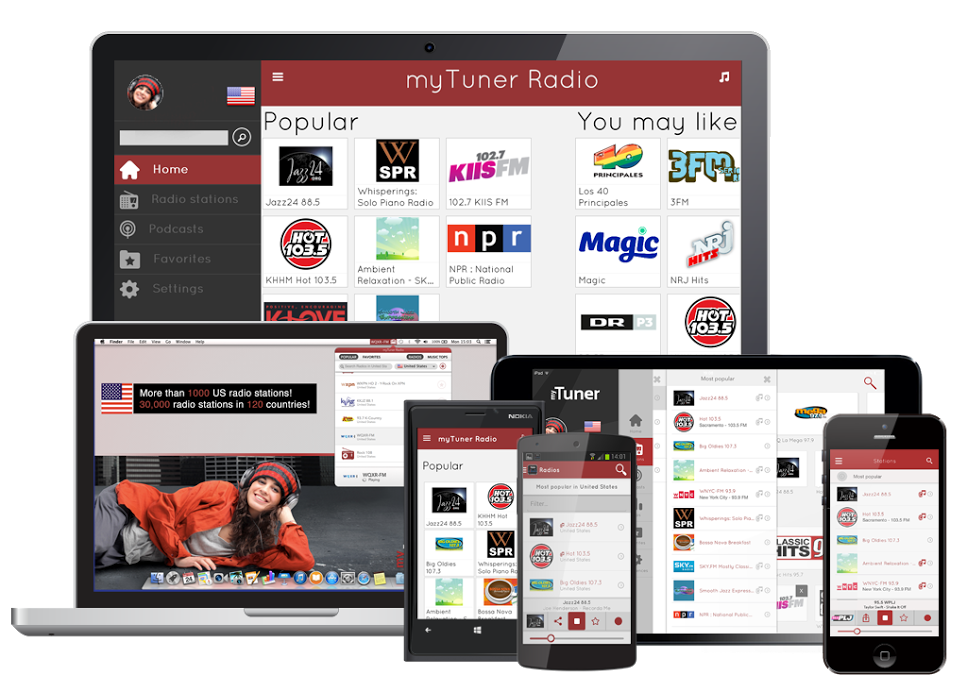 Listen to the World with myTuner Radio