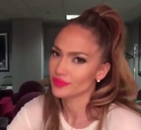Jennifer Lopez Teases New Song