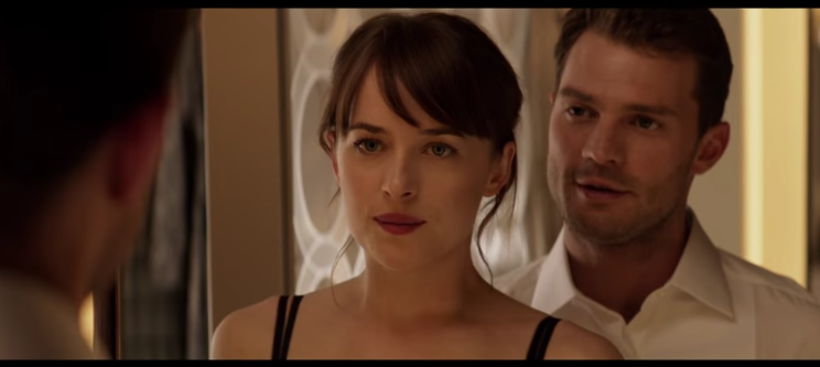 """Fifty Shades Darker"" Trailer Gets ""Crazy in Love"" Again"