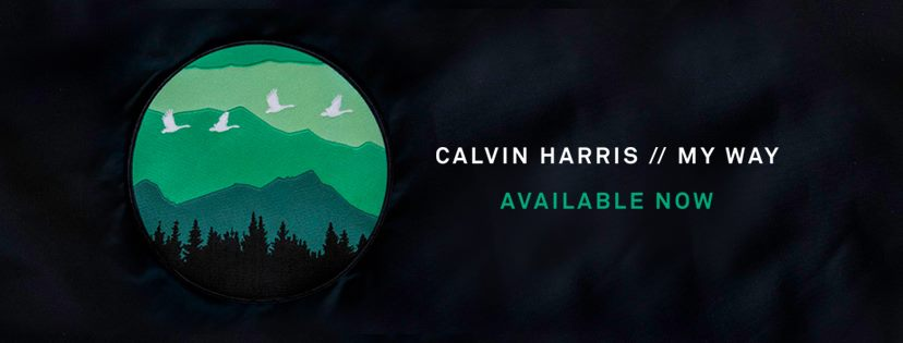 "Calvin Harris Sings in New Song ""My Way"""