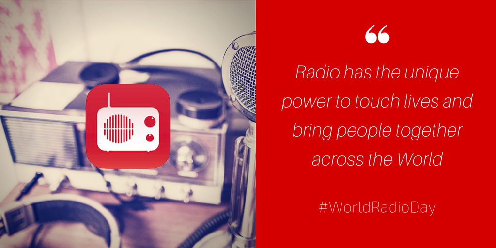 Happy World Radio Day