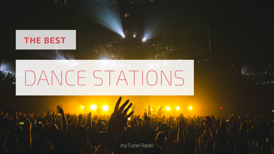 10 on the 10th - The 10 Best Dance Radio Stations