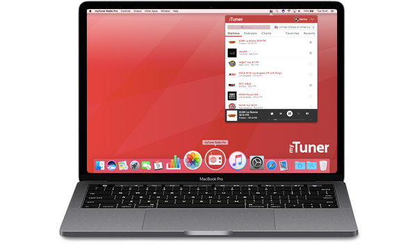 myTuner Radio for Mac - Version 2 Now Available!