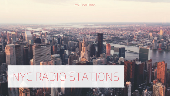 The 10 Most Popular Radio Stations in New York City